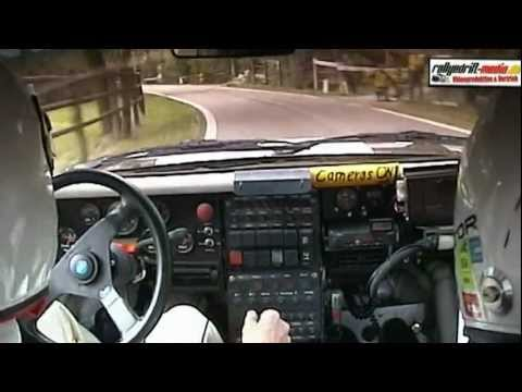 Walter Röhrl / W.D. Ihle - Audi Sport Quattro S1 (E2) - rallylegend 2010 - Onboard SS7 Piandavello
