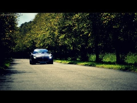 2013 Maserati GranTurismo Sport Lovely Sound! - 1080p HD